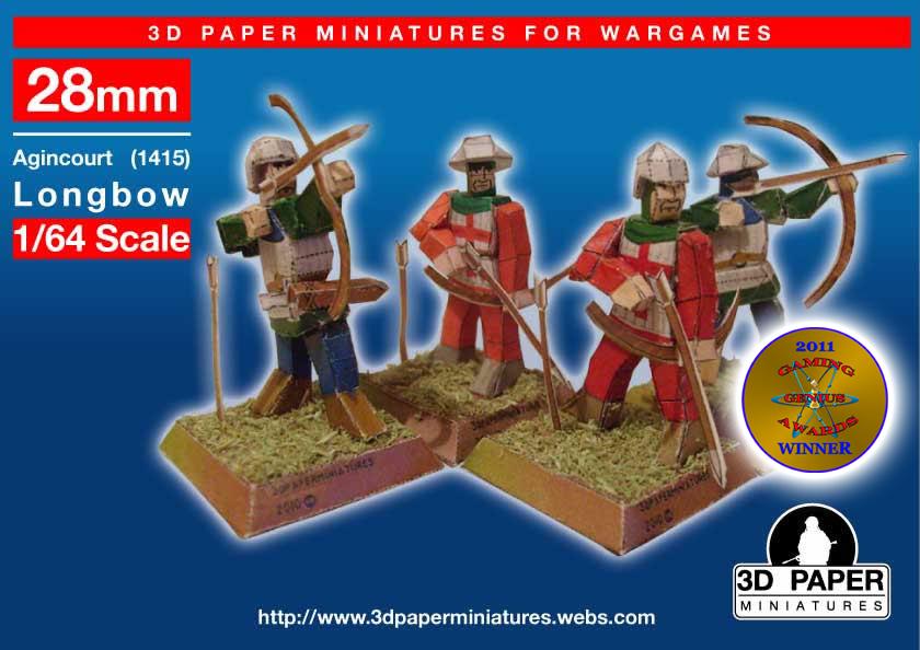 Paper Miniatures